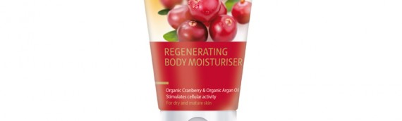 Bodymilk Argan Cranberry