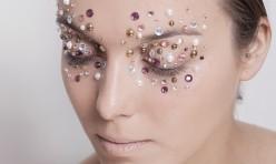 Fotoshoot extreme make-up Model: Feline van Hoogstraten Visagie Melissa Hollegien Fotografie: www.wenckerensen.nl